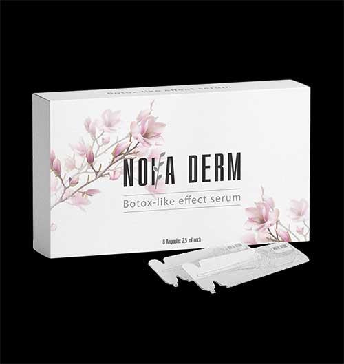 Công dụng của Sản phẩm Serum Noia Derm