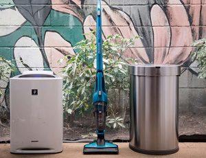 Đánh giá máy hút bụi Philips PowerPro Aqua FC6404 1