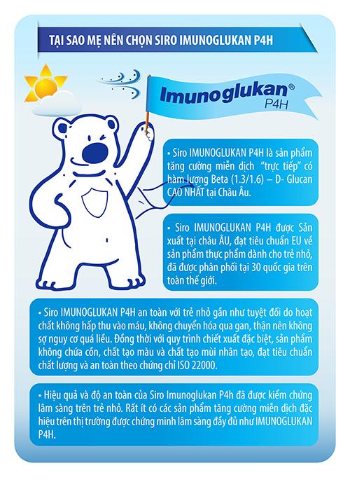 Tại sao nên chọn siro gấu kan