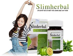 Đánh giá viên uống giảm cân SlimHerbal 1