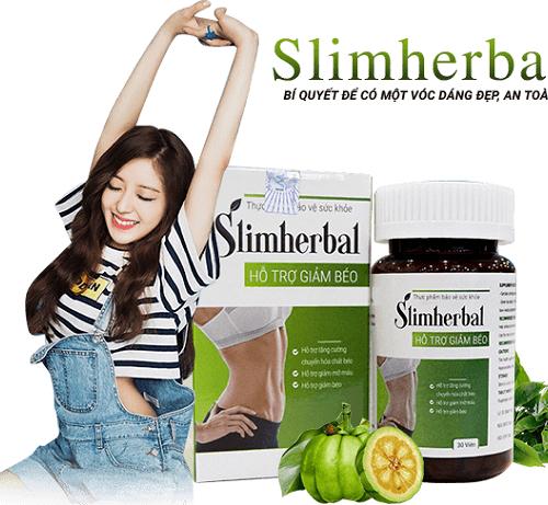 Đánh giá viên uống giảm cân SlimHerbal