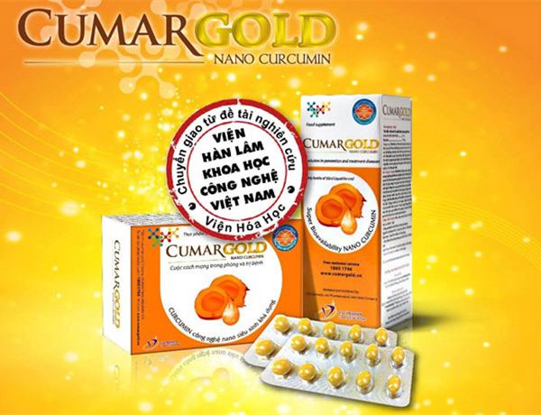Đánh giá sản phẩm Cumargold Nano Curcumin