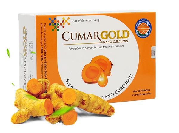 Điều trị dạ dày với Cumargold