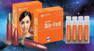 Đánh giá xịt lợi khuẩn làm sạch da Skin Fresh. 1