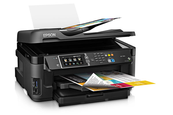 [Review] Đánh giá máy in Epson Workforce WF-7610 2