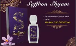 Đánh giá nhụy hoa nghệ tây Saffron Shyam