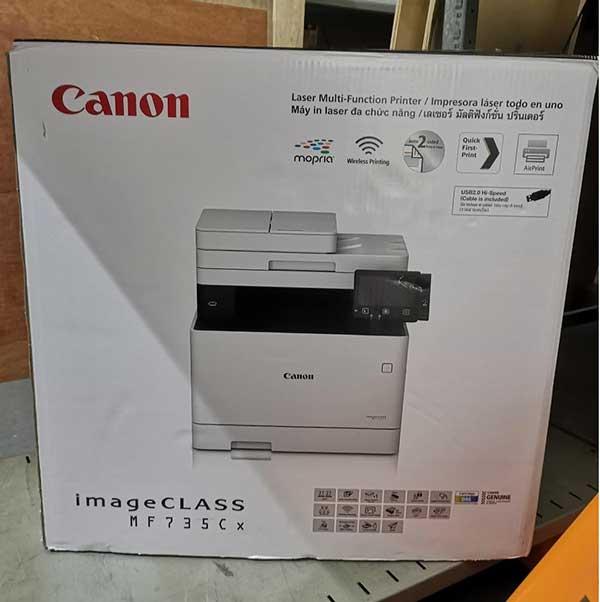 Tìm hiểu về Canon MF735Cx