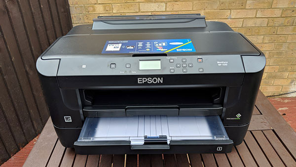 EPSON WORKFORCE WF 7210DTW