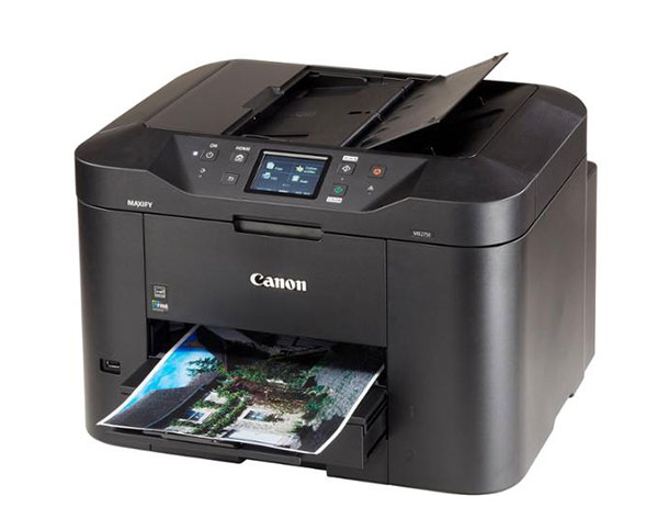 Đánh giá máy in Canon MAXIFY MB2750