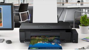 Đánh giá máy in phun Epson L1800 1
