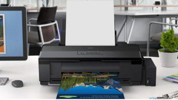 Đánh giá máy in phun Epson L1800
