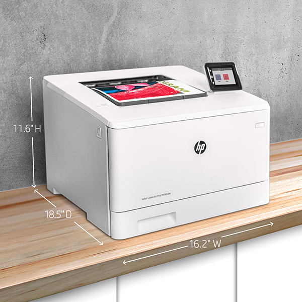 Thiết kế HP M454DW