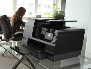 [Review] Đánh giá máy in HP OfficeJet Pro 8620 1