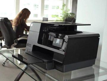 [Review] Đánh giá máy in HP OfficeJet Pro 8620