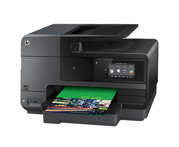 Đánh giá HP OfficeJet Pro 8620