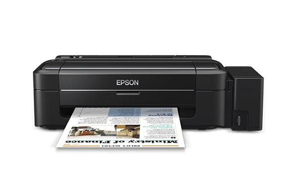 đánh giá máy in Epson L805