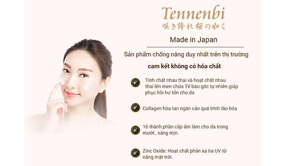 Thành phần của Tennenbi