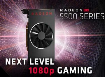 Đánh giá AMD Radeon RX 5500 XT