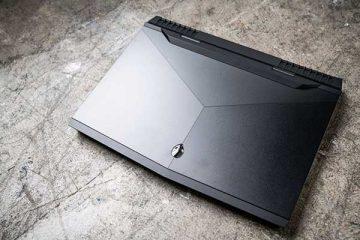 Đánh giá máy tính xách tay Alienware 17 R5