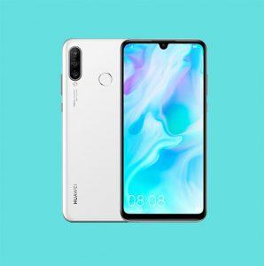 Đánh giá điện thoại Huawei P30 1
