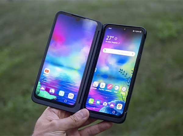 LG G8X chính hãng