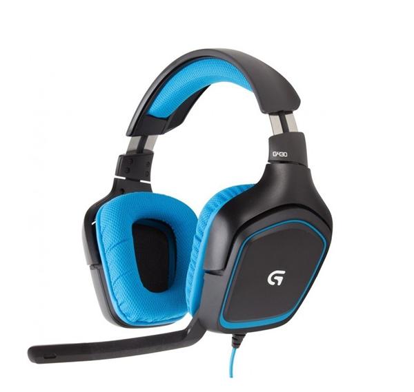 Logitech G430 cho game thủ