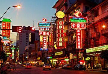 Top 8 địa điểm mua sắm tốt nhất tại China Town Bangkok
