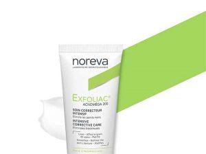 Đánh giá kem trị mụn Noreva Exfoliac Acnomega 200 1