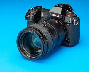 Đánh giá máy ảnh Panasonic Lumix S1 1