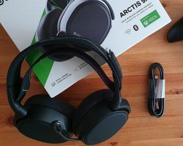 [Review] Đánh giá tai nghe chơi game SteelSeries Arctis 9X