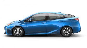 Đánh giá Toyota Prius XLE AWD-e 2020
