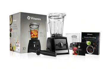 Đánh giá máy xay sinh tố Vitamix As23 A2300i