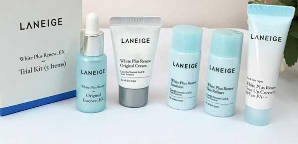 Chọn mua Laneige White