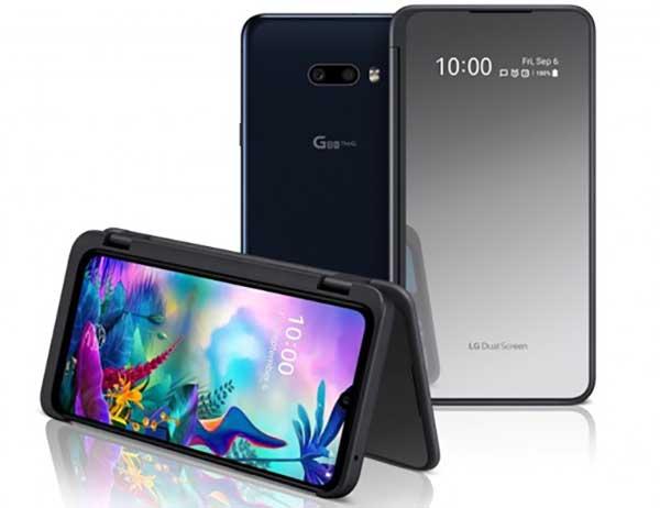 chọn mua điện thoại LG G8X