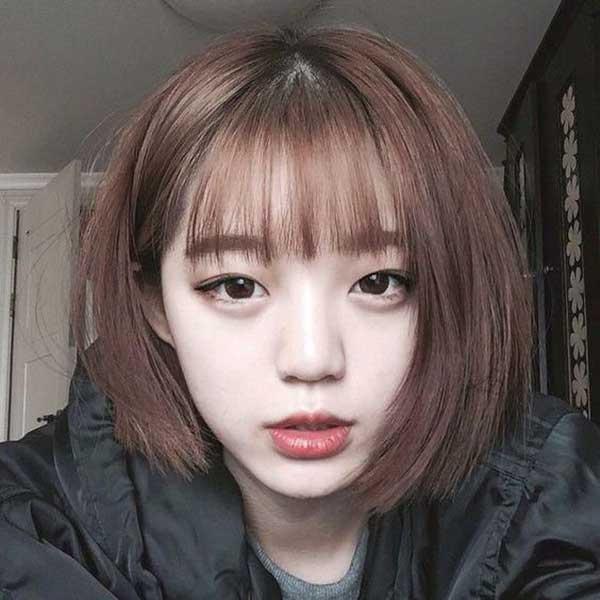 Chọn tóc ngắn đẹp