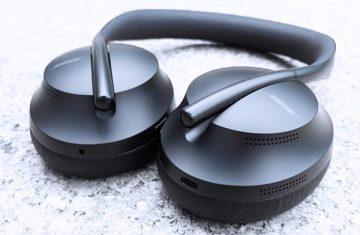 [Review] Đánh giá tai nghe Bose 700