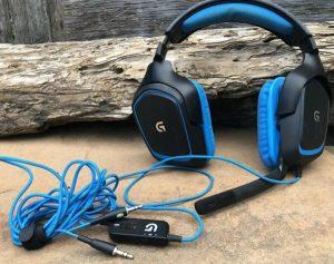 [Review] Đánh giá tai nghe Logitech G430 1