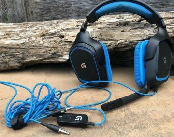 [Review] Đánh giá tai nghe Logitech G430