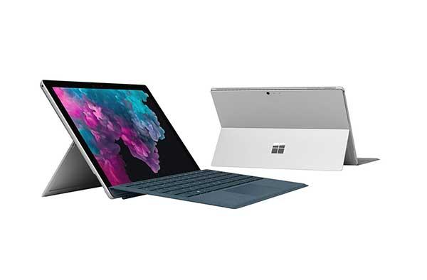 Đánh giá Microsoft Surface Pro 7