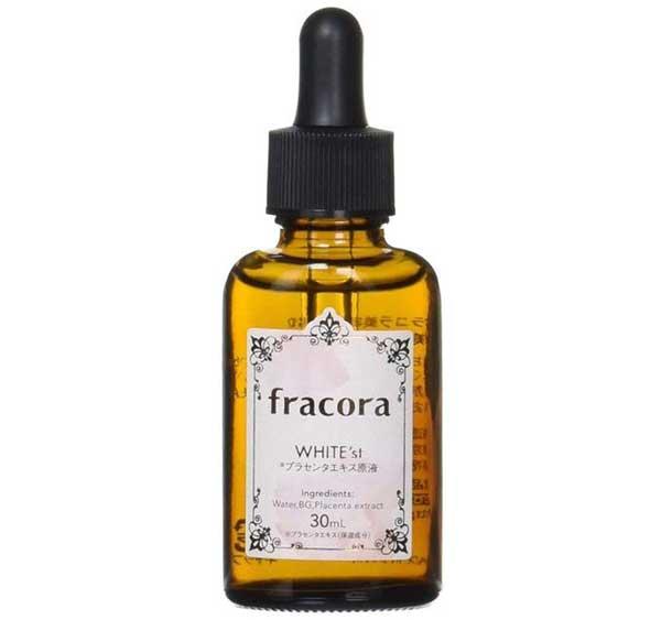 Đánh giá Serum Fracora White'st Placenta
