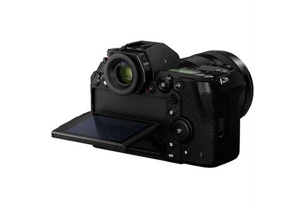 Đánh giá máy ảnh Panasonic Lumix S1