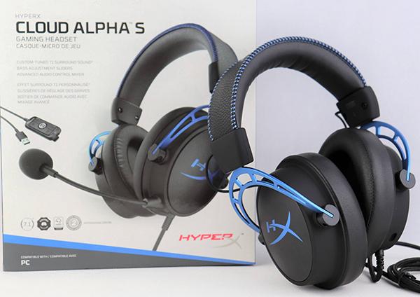 Đánh giá sản phẩm HyperX Cloud Alpha