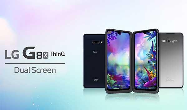 điện thoại LG G8X