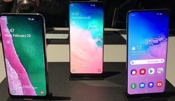 Đánh giá điện thoại Samsung Galaxy S10 Plus