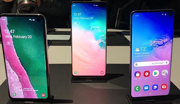 điện thoại Samsung Galaxy S10 Plus