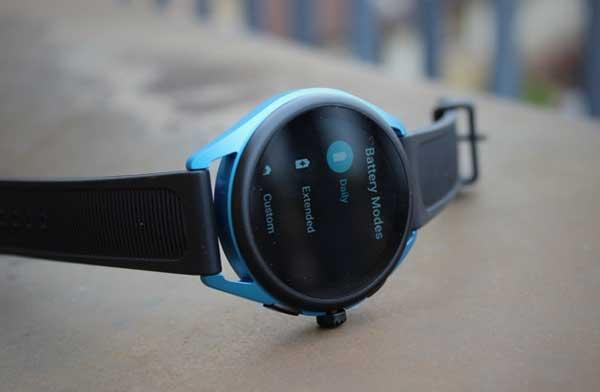 Đồng hồ Emporio Armani Smartwatch 3
