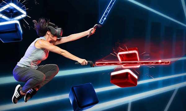 Game kính thực tế ảo