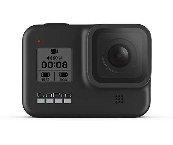 Giới thiệu về GoPro Hero8 Black