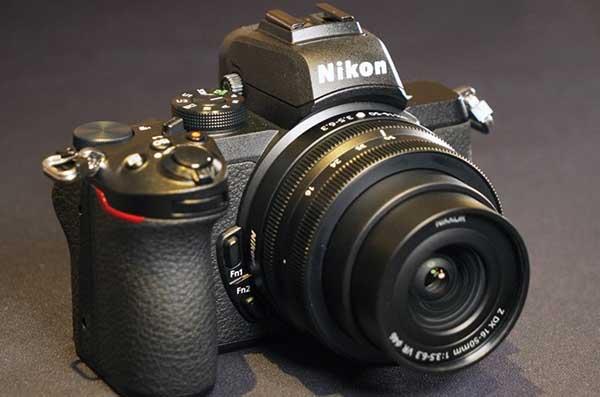 Giới thiệu về Nikon Z 50
