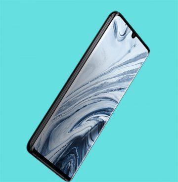 Đánh giá điện thoại Xiaomi Note 10